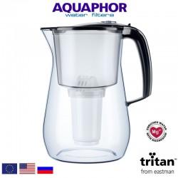 Aquaphor Provence A5 Mg Black Κανάτα Με Φίλτρο Νερού - Aquaphor
