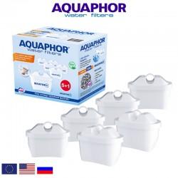 Aquaphor Maxfor+ (6τεμ) Ανταλλακτικό Φίλτρο - Aquaphor