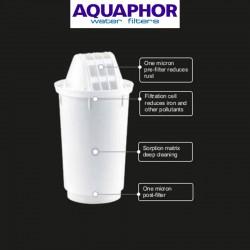 Aquaphor A5 (4 Τεμαχίων) Ανταλλακτικό Φίλτρο Κανάτας - Aquaphor