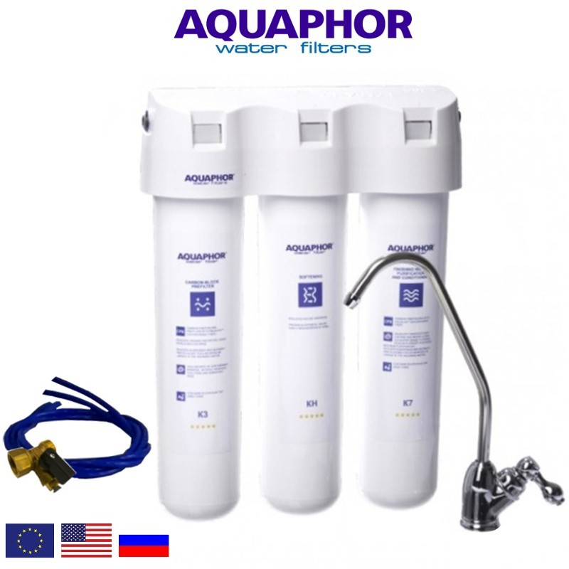 Aquaphor Crystal H - Φίλτρο Νερού Κάτω Πάγκου - Aquaphor