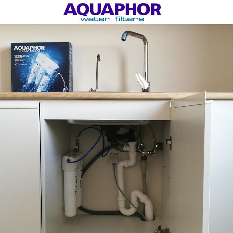 Aquaphor Crystal ECO - Φίλτρο Νερού Κάτω Πάγκου - Aquaphor