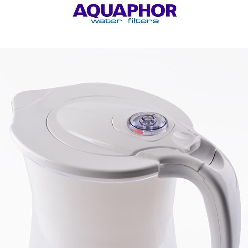 Aquaphor Onyx Maxfor+ White Κανάτα Με Φίλτρο Νερού - Aquaphor