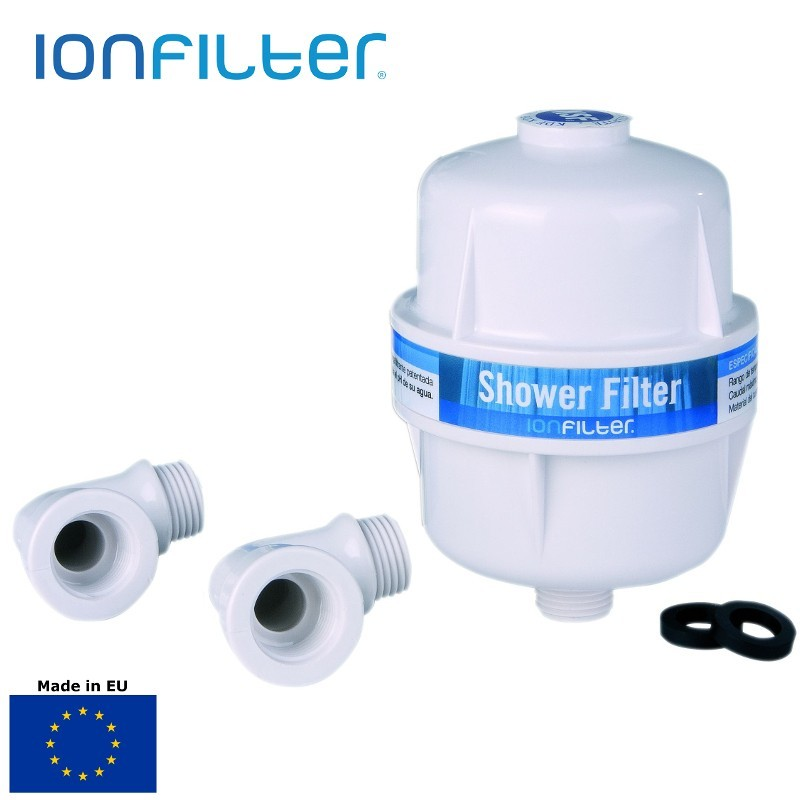 Ionfilter Shower Filter Φίλτρο Νερού Μπάνιου - Ionfilter