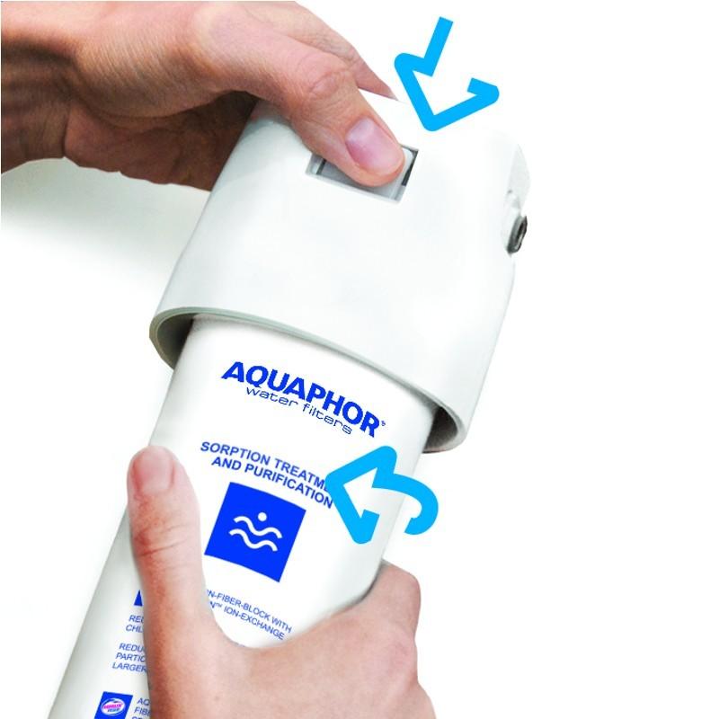 Aquaphor Crystal Eco Replacement Set Ανταλλακτικό Σετ Φίλτρων - Aquaphor