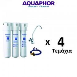 Aquaphor Crystal A Multipack 4pcs Συσκευασία 4 Τεμαχίων - Aquaphor