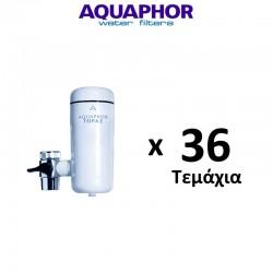 Aquaphor Topaz Multipack 36 pcs Συσκευασία 36 Τεμαχίων - Aquaphor
