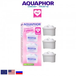 Aquaphor B100-25 Mg+ Maxfor (3 τεμάχια) - Aquaphor