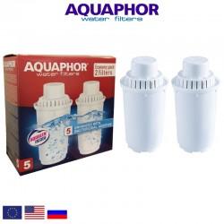 Aquaphor B100-5 (2 τεμαχίων) Ανταλλακτικό Φίλτρο - Aquaphor