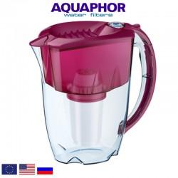 Aquaphor Prestige A5 Cherry Κανάτα Με Φίλτρο Νερού - Aquaphor